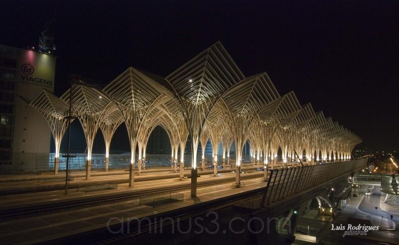 Lisbon - Gare Oriente