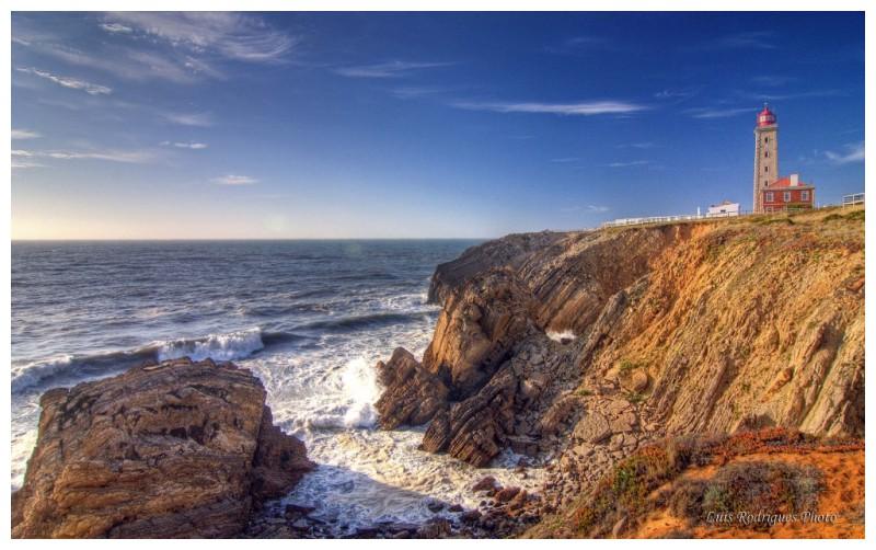 S. Pedro Moel Farol Lighthouse