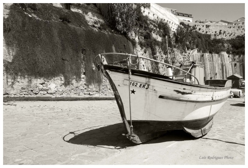 Ericeira Fishing Boat