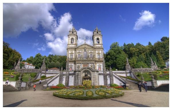 Bom Jesus Braga Portugal