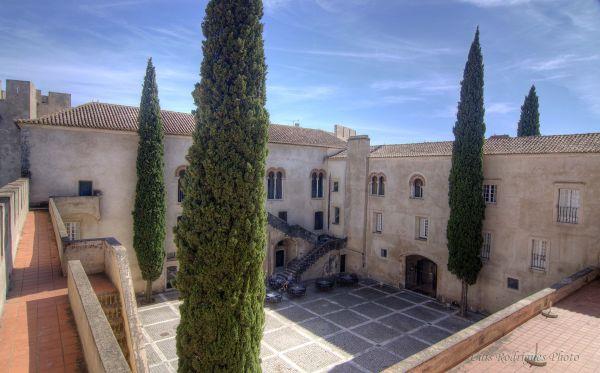 Alentejo Portugal Alvito Pousada Castelo
