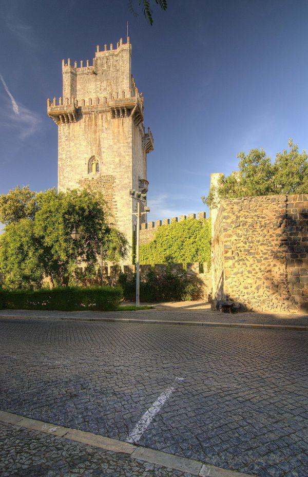 Alentejo Portugal Beja Castel