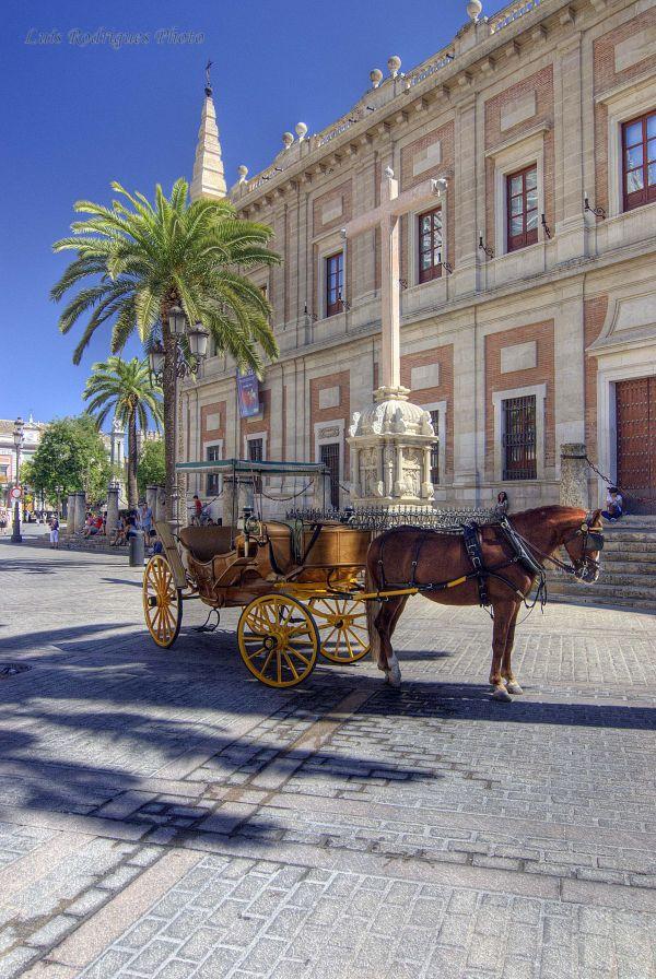 España Spain Sevilla