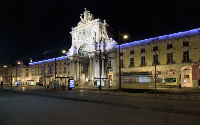 Lisboa Lisbon Plaza Praça Comércio