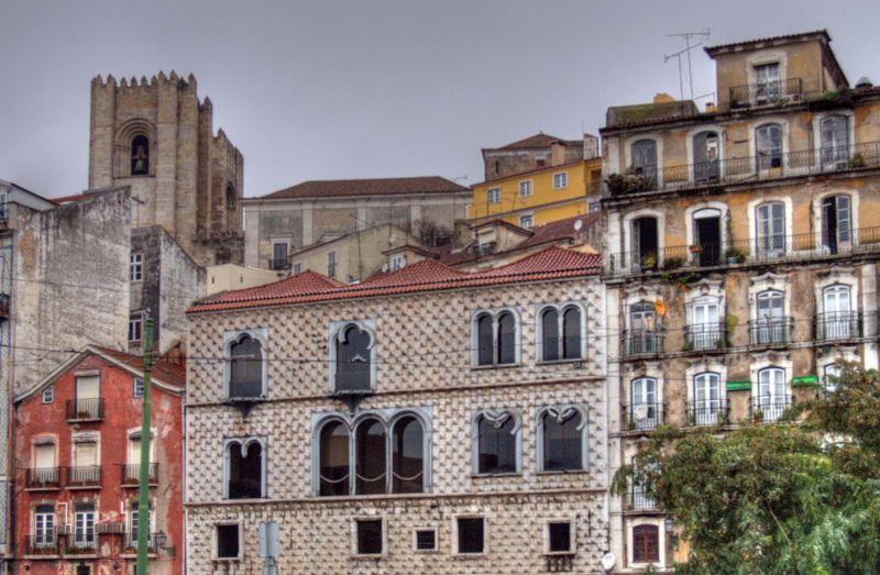 Lisboa Lisbon Janelas Windows