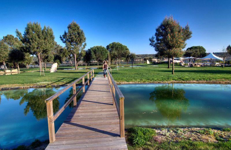 charcas,lagoon,resort,montargil,portugal