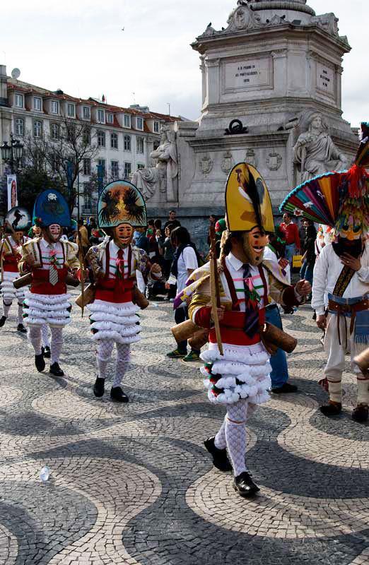 Iberian Msk Festival Lisbon Lisboa Rossio