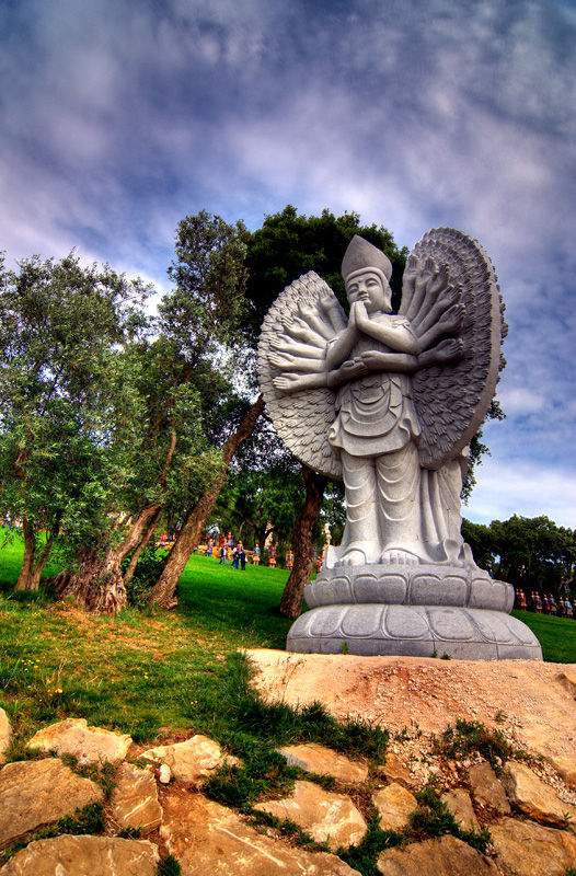Buddha Eden Quinta Loridos Berardo Portugal Jardim