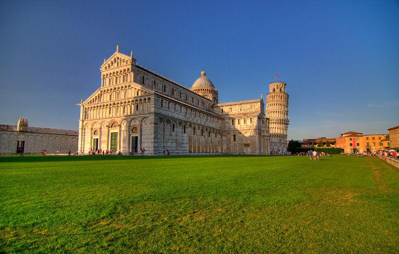 Pisa Italy Duomo