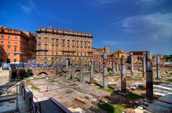 Rome Roma Italy Center