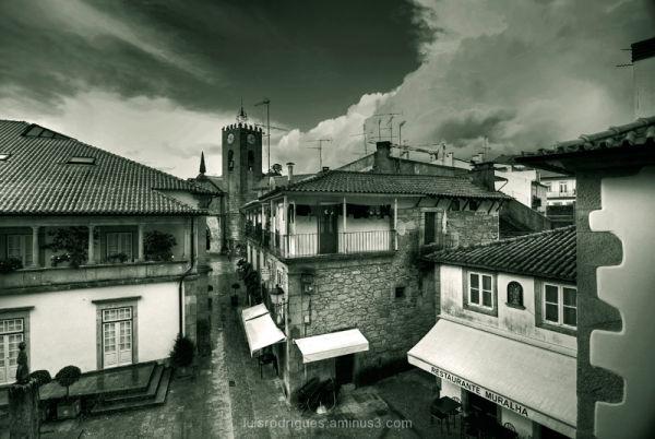 Ponte de Lima Portugal Medieval Town