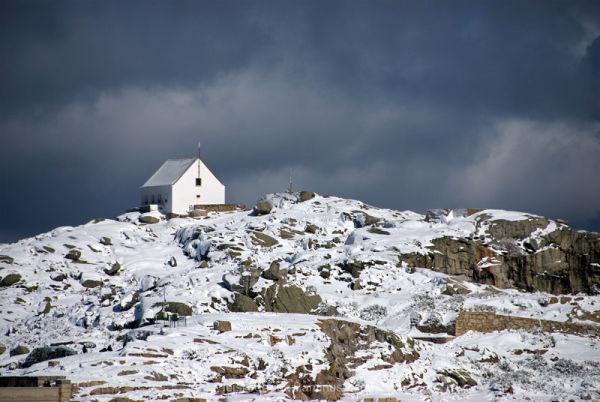 Snow House Serra Da Estrela Portugal
