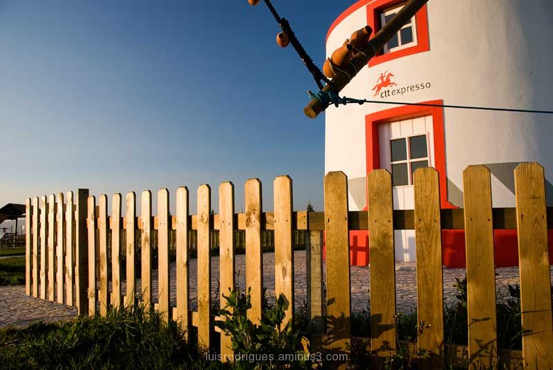 Santa Iria, Sports, Windmill, Fence