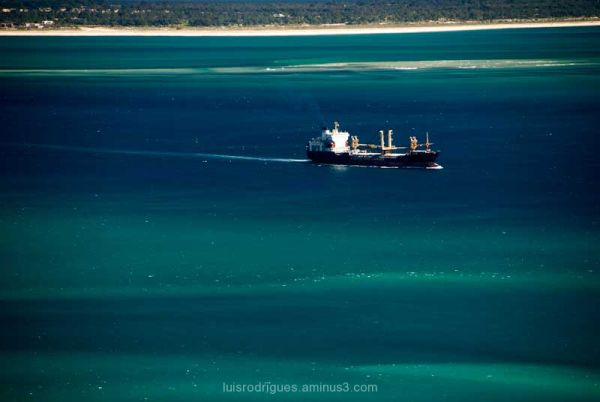 Arrábida, Portugal, Boat