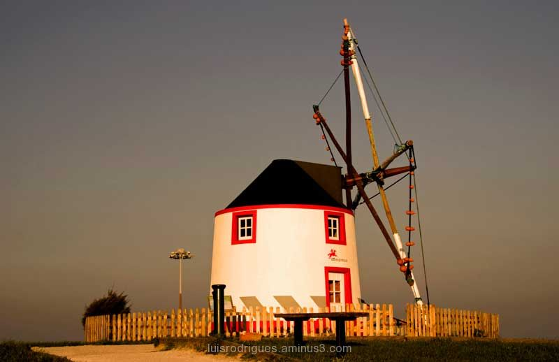 Santa Iria, Sports, Windmill