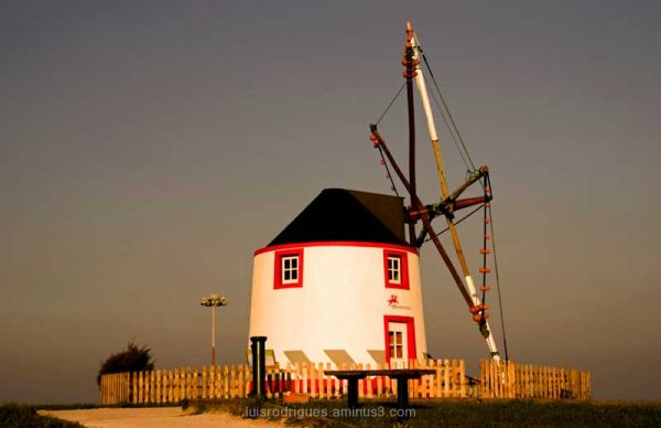 Santa Iria, Sports, Windmill