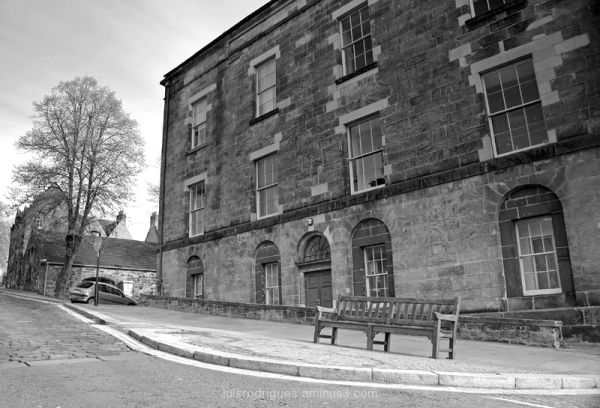 Streets Stirling Scotland