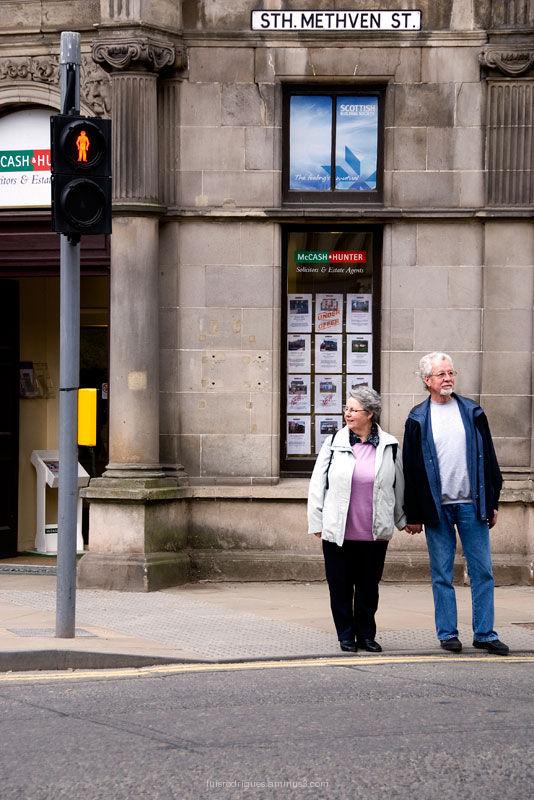 Scotland Streets Perth