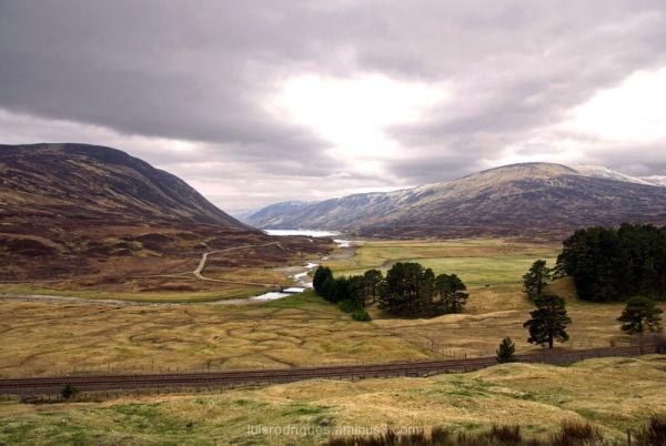 Scotland Landscape Highlands