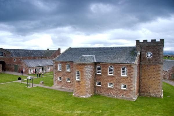 fort george ardersier highland scotland