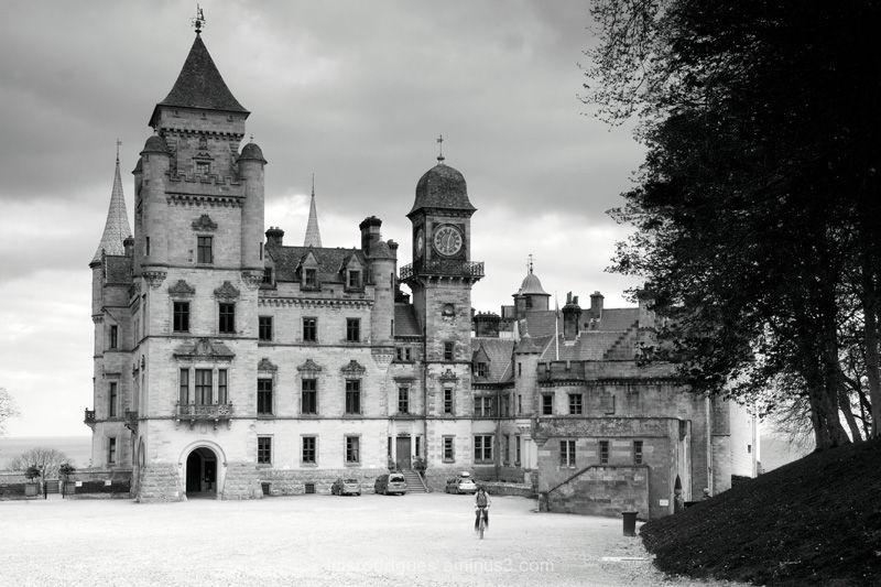 Dunrobin Castle Scotland Sutherland