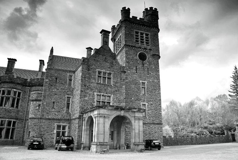 Carbisdale Castle Scotland Highlands