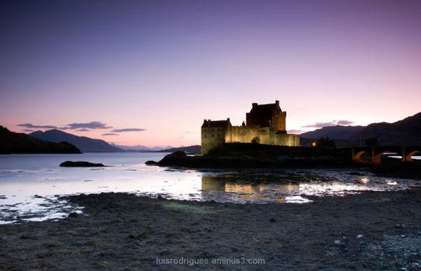 eilean donan castle dornie loch duich mackenzies o