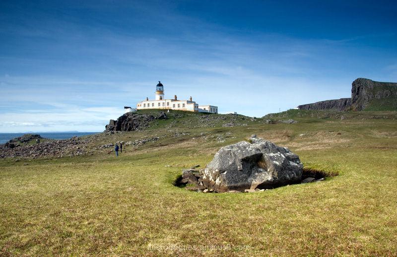scotland isle of skye neist point lighthouse