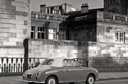 Scotland Glasgow Classic Car