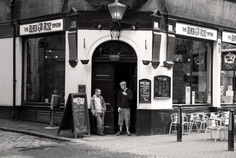 Edinburgh Rose Street