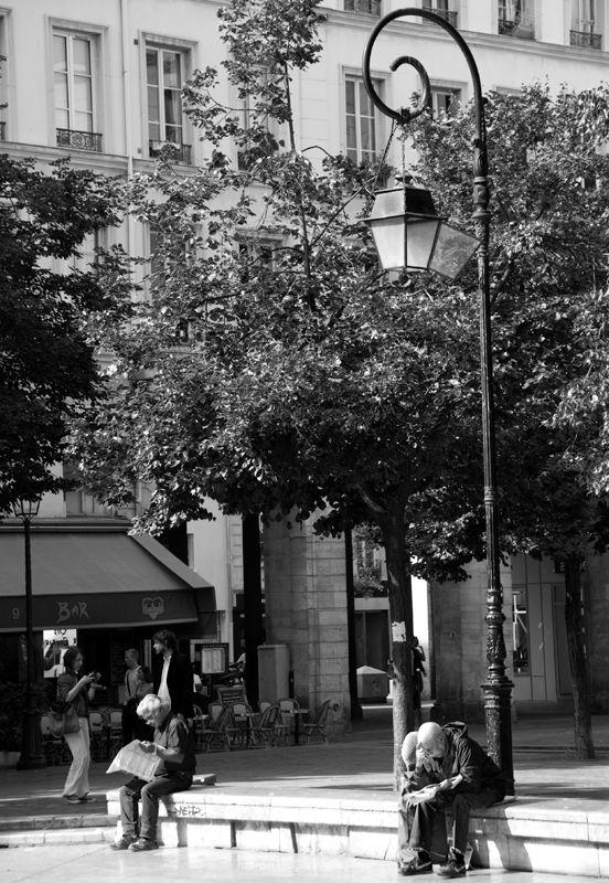 Paris France Street