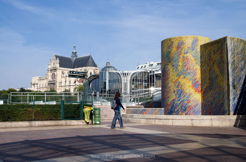 Les Halles Forum Paris