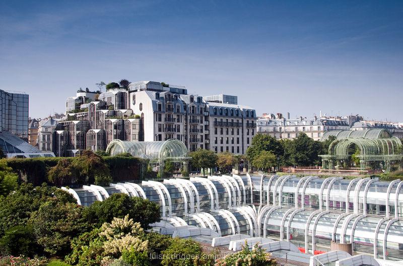 Les Halles Forum Paris