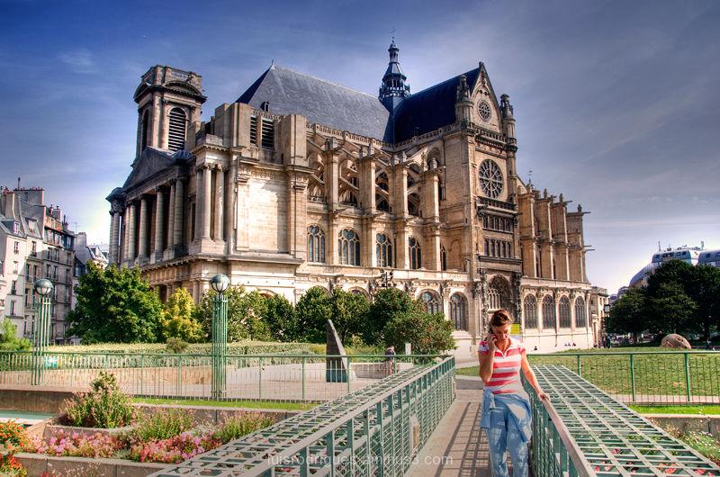 Église Saint-Eustache Paris