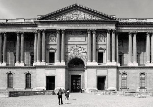 Louvre Paris France Museum