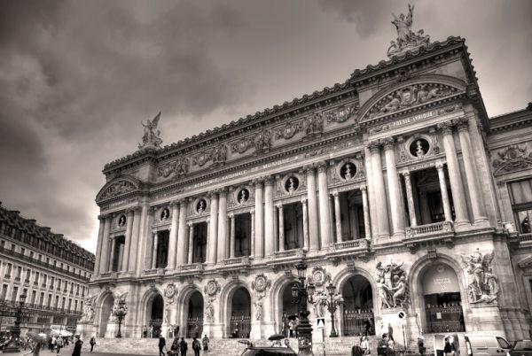 Opéra Paris Opéra Garnier