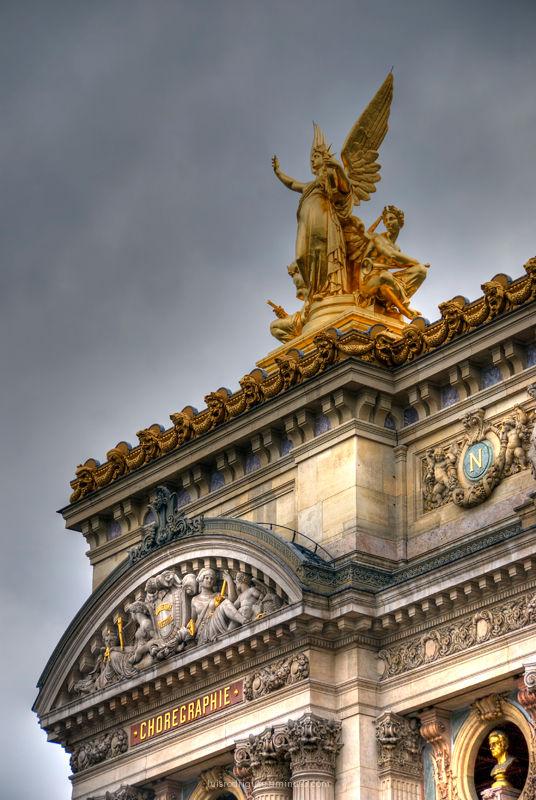 Opéra Garnier Paris France