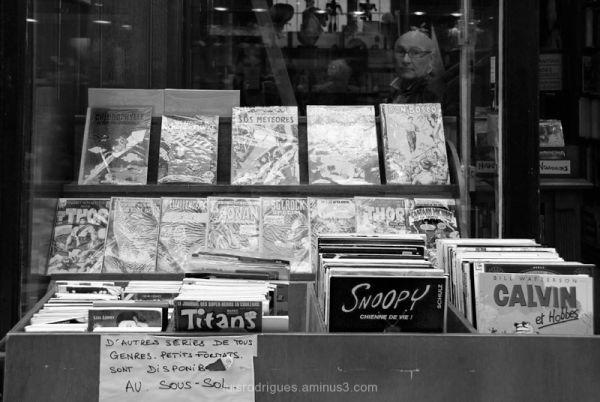 Paris France Stores