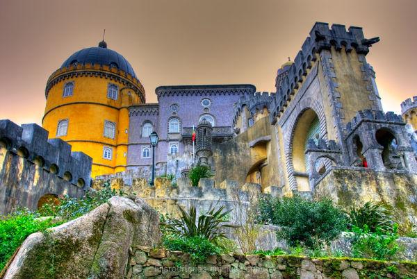 Sintra Portugal Palace Pena