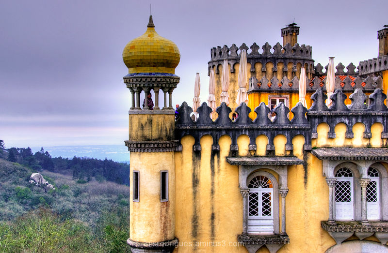 Sintra Portugal Palace Pena