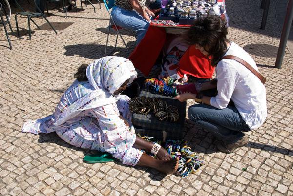 People Lisbon Portugal