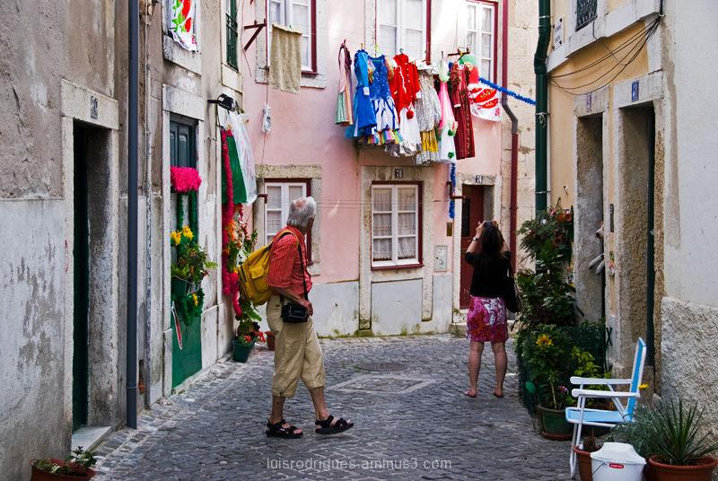 Lisbon Portugal Lisboa Street