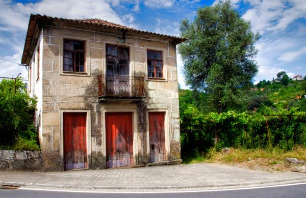 Mondim de Basto Portugal Village