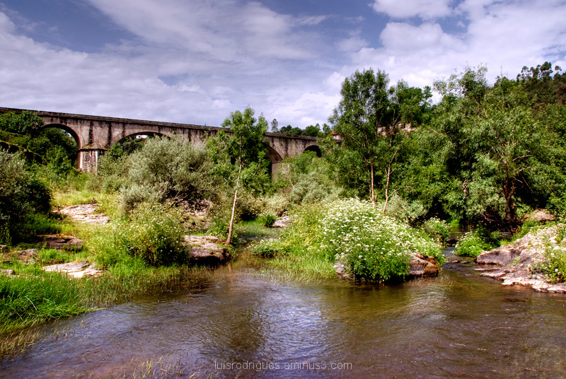 Mondim de Basto Portugal Village Tâmega River