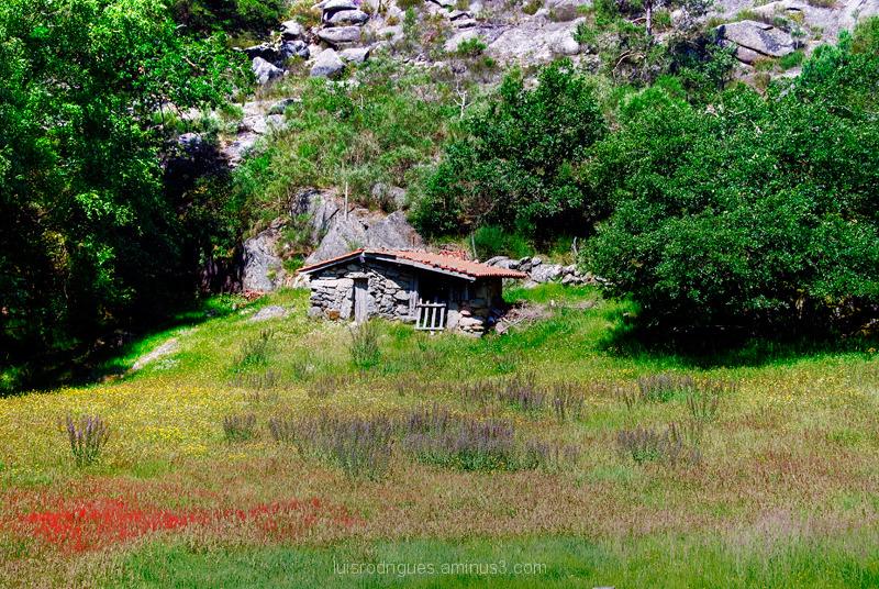 Gerês Portugal National Park Portela do Homem