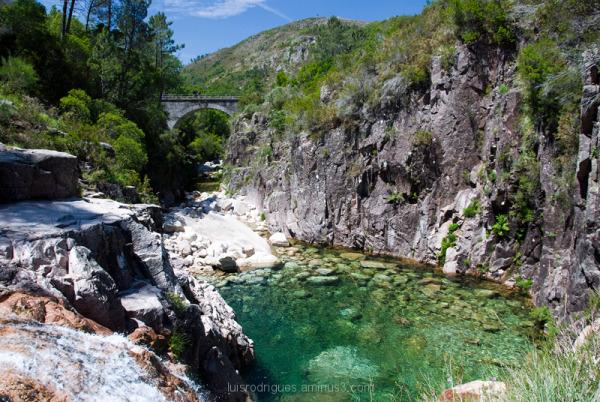 geres portugal national park portela do homem