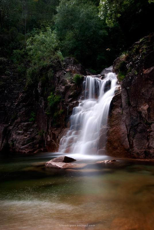 gerês portugal national park tahiti Waterfalls
