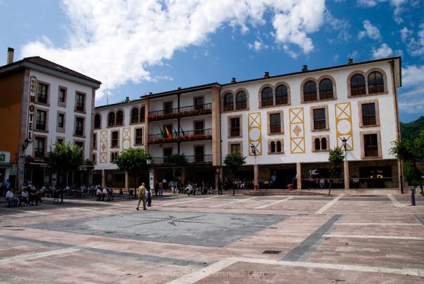 Spain Astúrias Cangas de Onís