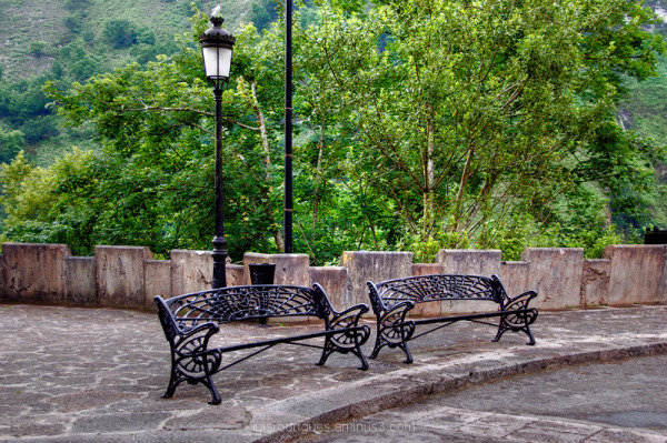 Spain Astúrias Covadonga