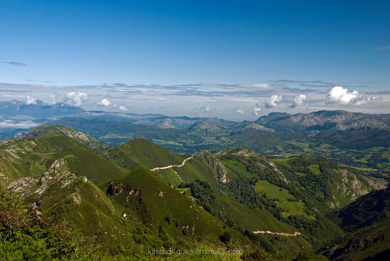 Spain Peaks of Europe Picos da Europa